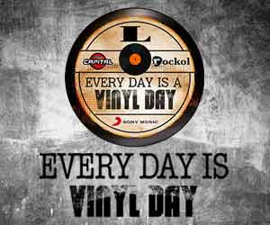 Every Day is Vinil Day