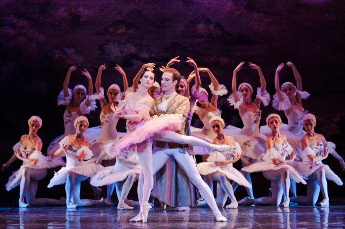 Russian International Ballet / Balletto di Mosca, La Bella Addormentata
