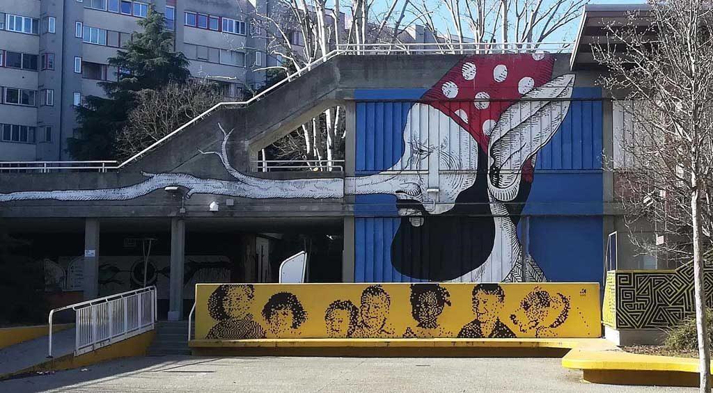 Street Art. Guida alla scoperta di un museo a cielo aperto nel ...